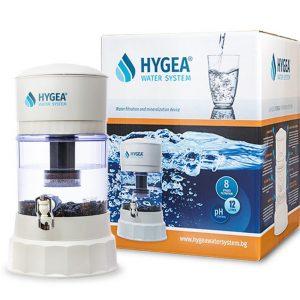 Hygea Wasserfilter System