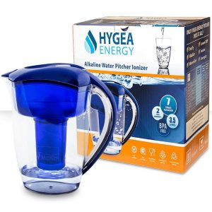 Hygea Wasserfilter Kanne