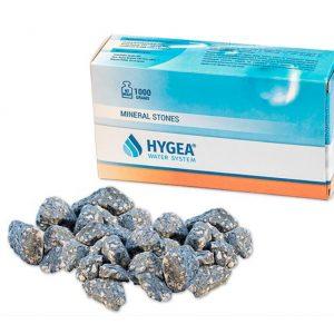 Mineralsteine für Hygea Water System