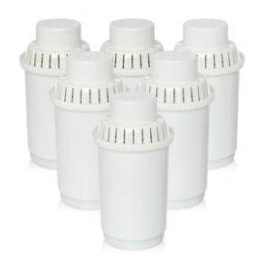 6 Ersatzfilter für Hygea Wasserfilter Kanne